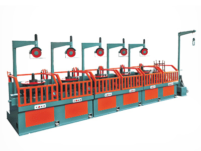 Wire drawing machine loading for Uzbekistan