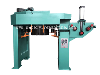 Brief introduction of inverted wire drawing machine