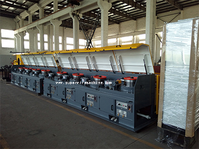 Binding wire manufacturing machine