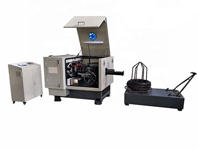 High speed wire nail making machine