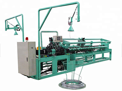 Chain link machine manufacturer